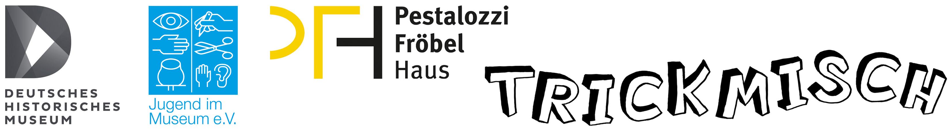 Logoleiste Zeitreisen